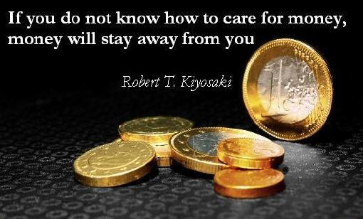 money quote  Robert Kiyosaki