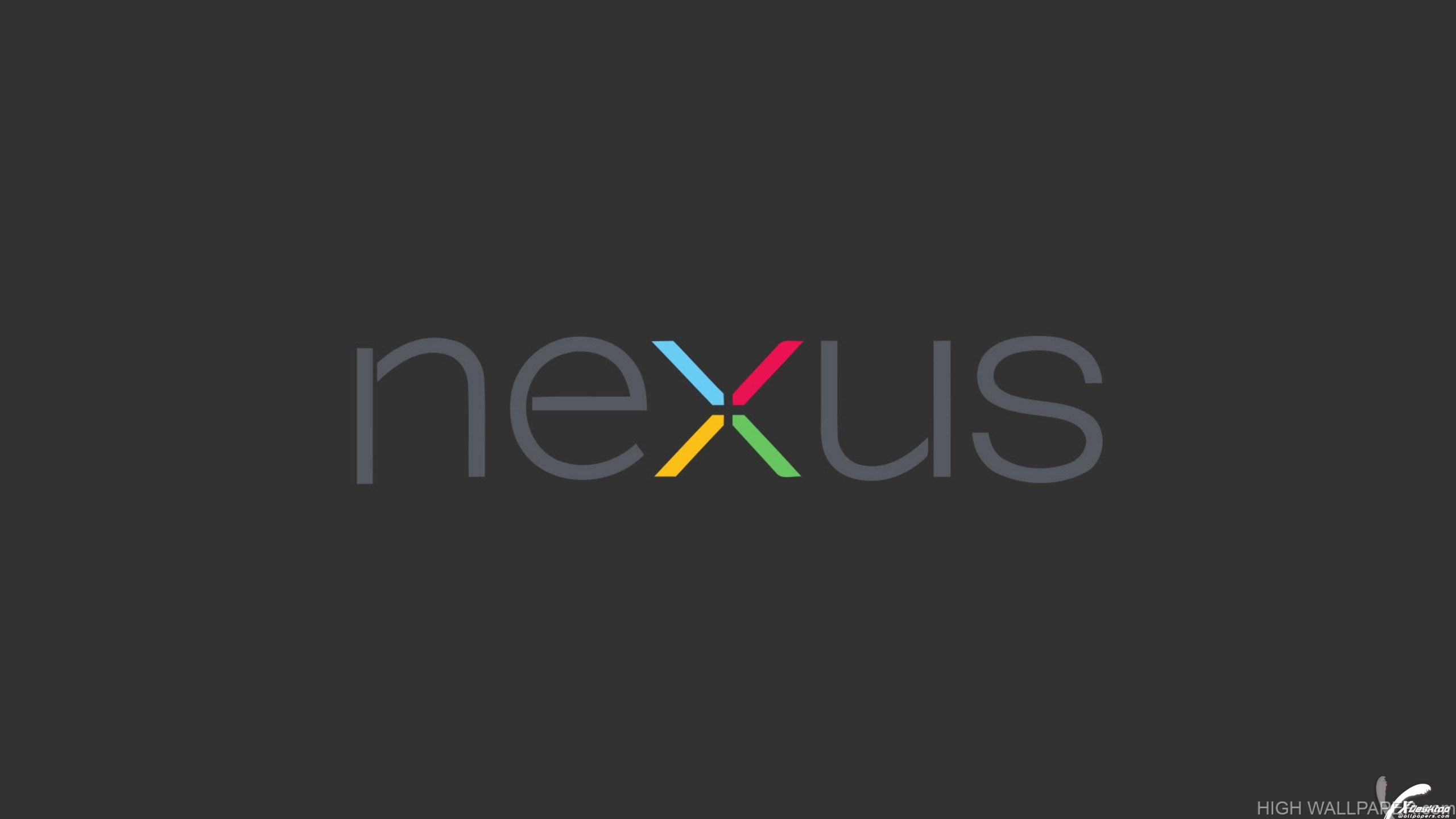 Nexus Logo On Grey Background