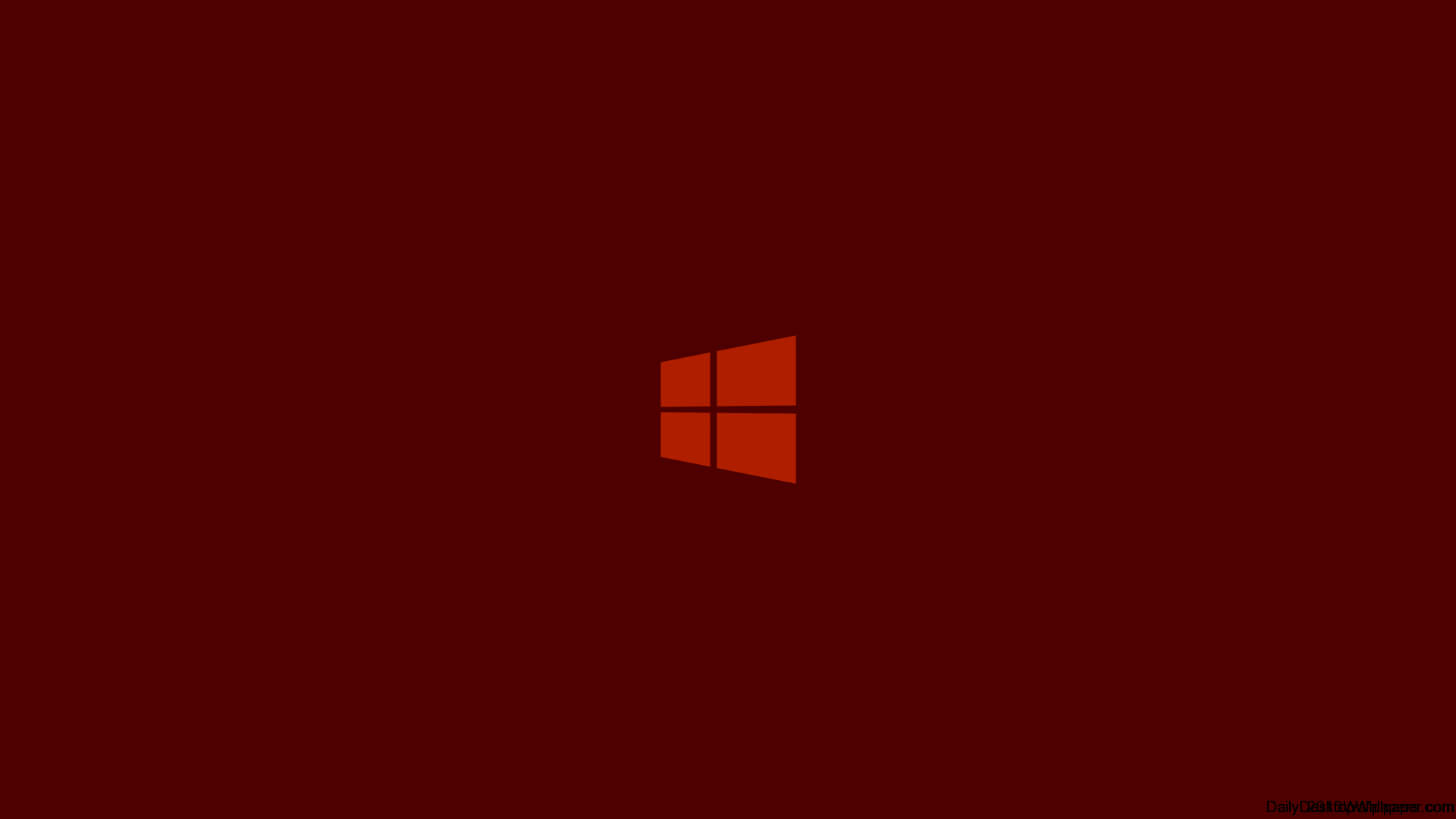 Orange-Windows-8-Logo-Wallpaper