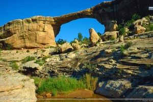 Owachomo Bridge Natural Bridges National Monument Utah