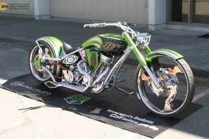 Custome Bike Paul JR.Designs