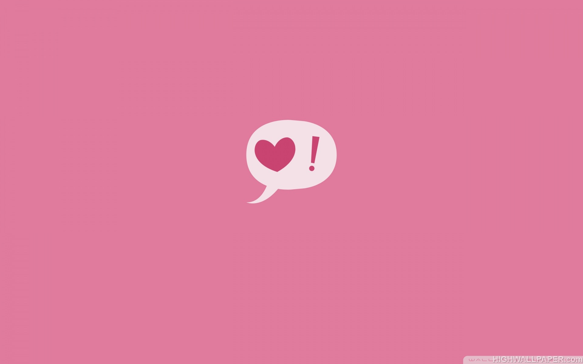 Love Wallpaper On Tumblr : Pink Love Background HD Wallpaper