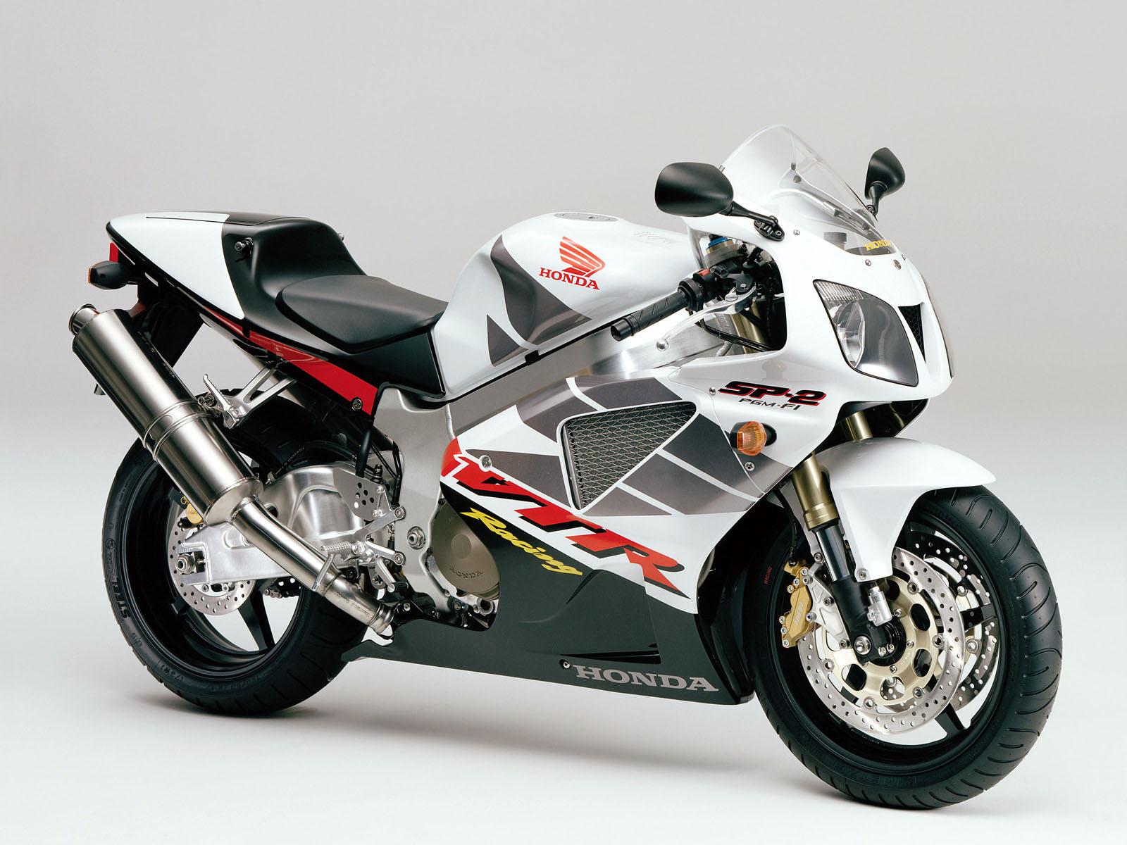 Honda CBR White
