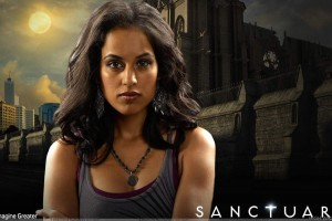 Sanctuary   Agam Darshi As Kate Freelander