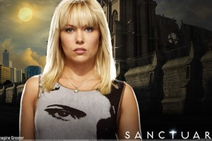 Sanctuary   Emilie Ullerup As Ashley Magnus