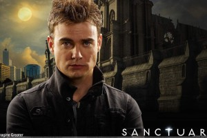 Sanctuary   Robin Dunne As Dr. Will Zimmerman