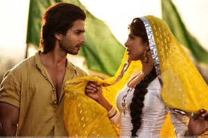 Teri Meri Kahaani   Priyanka Chopra And Shahid Kapoor In Shooting