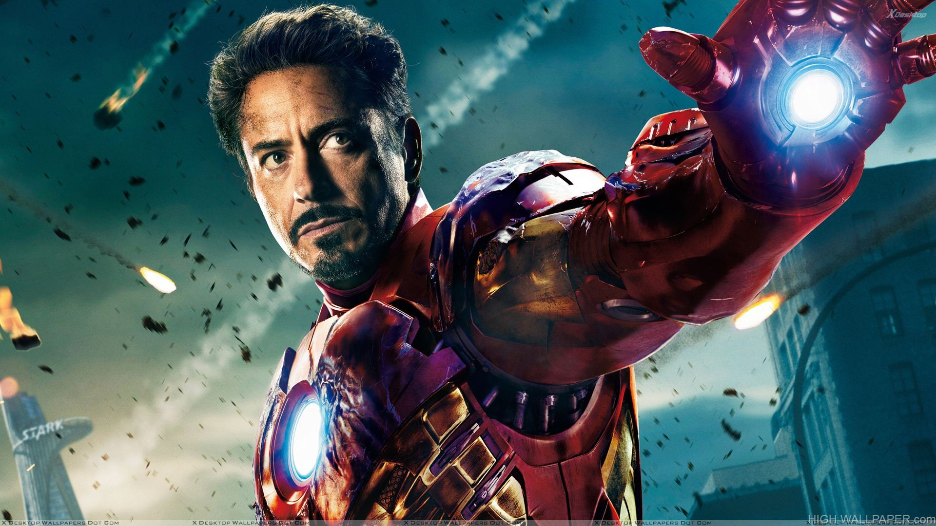 tony stark avengers wallpaper - photo #15