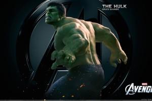 The Avengers   The Hulk Bruce Banner