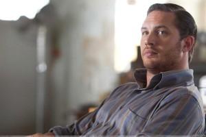 Tom Hardy Sitting And Thinking Something