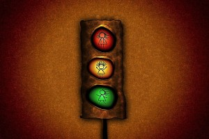 Traffic Light Background