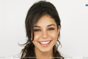 Vanessa Hudgens Cute Eyes Smiling Face Closeups