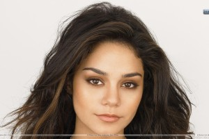Vanessa Hudgens Looking Front Face Closeups
