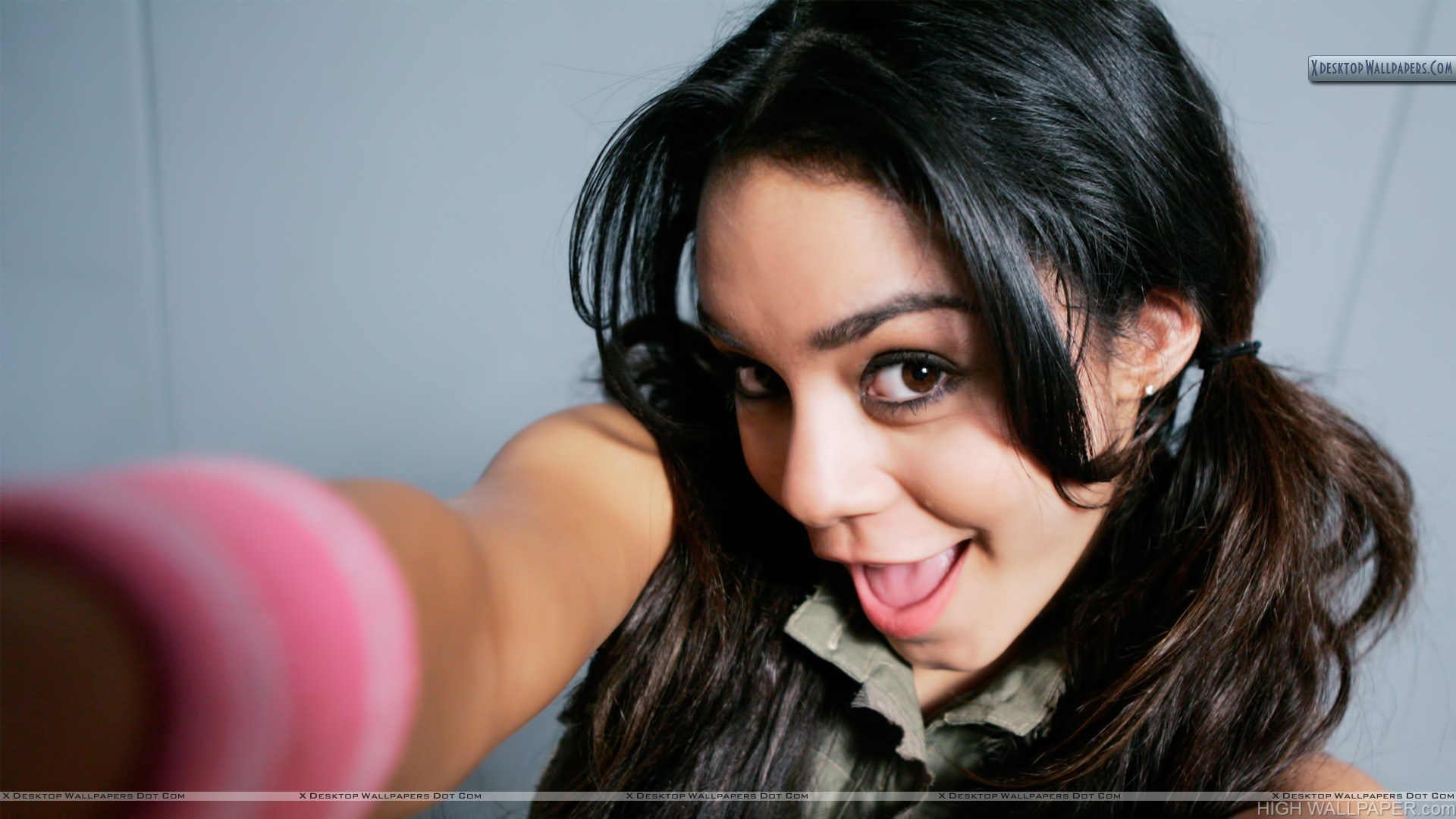 from Titan vanessa hudgens creamed face