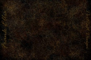 Grunge Black and Yellow Website Background
