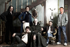 What We Do in the Shadows Team