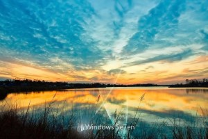 Windows 7 Evening