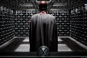 X Men First Class Michael Fassbender Back Photoshoot