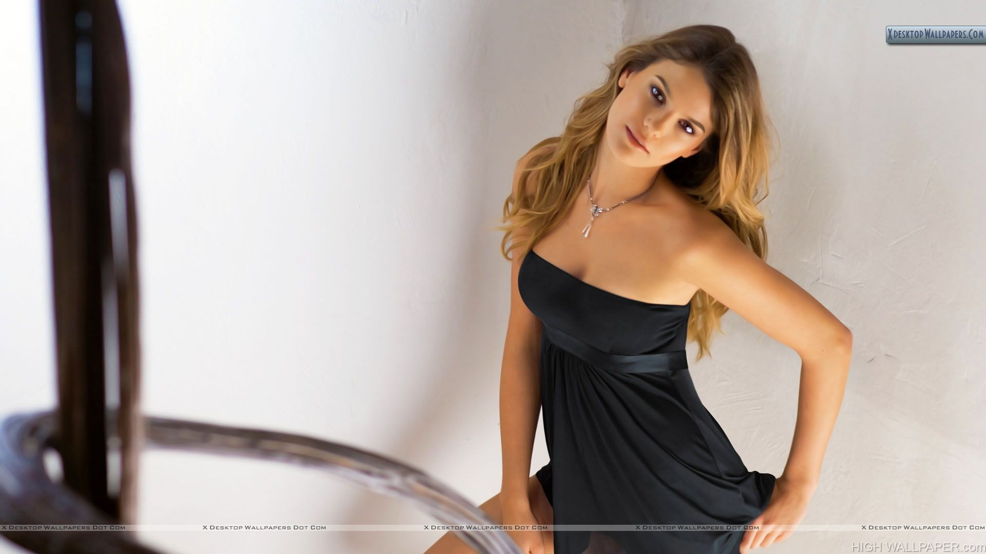 Yesica Toscanini Black Dress Picture