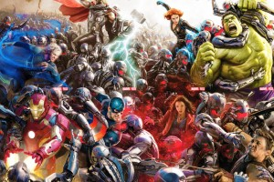 Avengers: Age of Ultron by MrsKanda