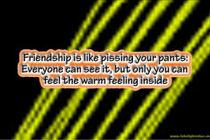 Funny friendship quotes picture