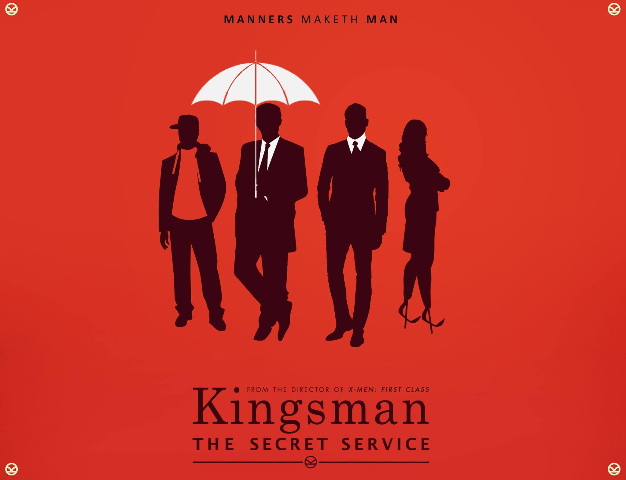 New 'Kingsman: The Secret Service'