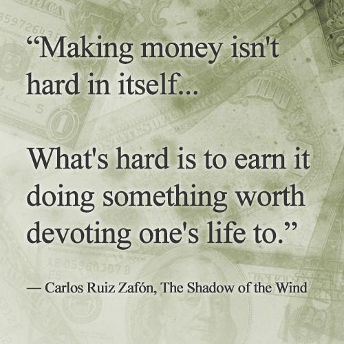 making-money-quotes