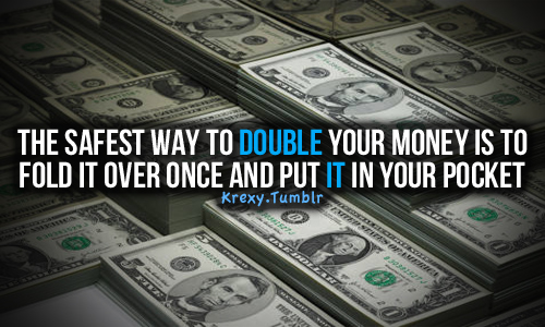 famous money quotes