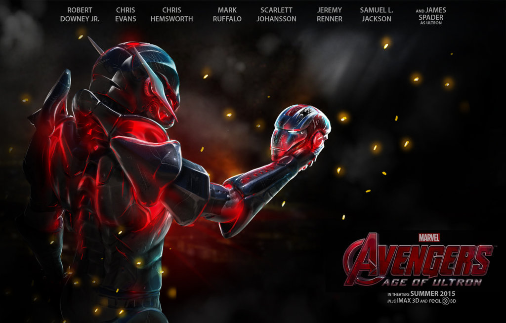 the avengers: age of ultron 2015 HQ