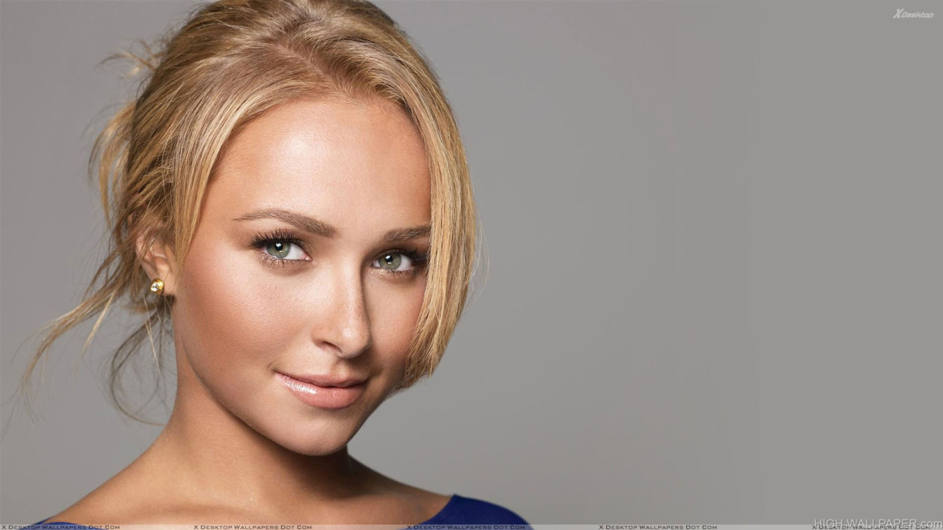Hayden panettiere wet lips 13